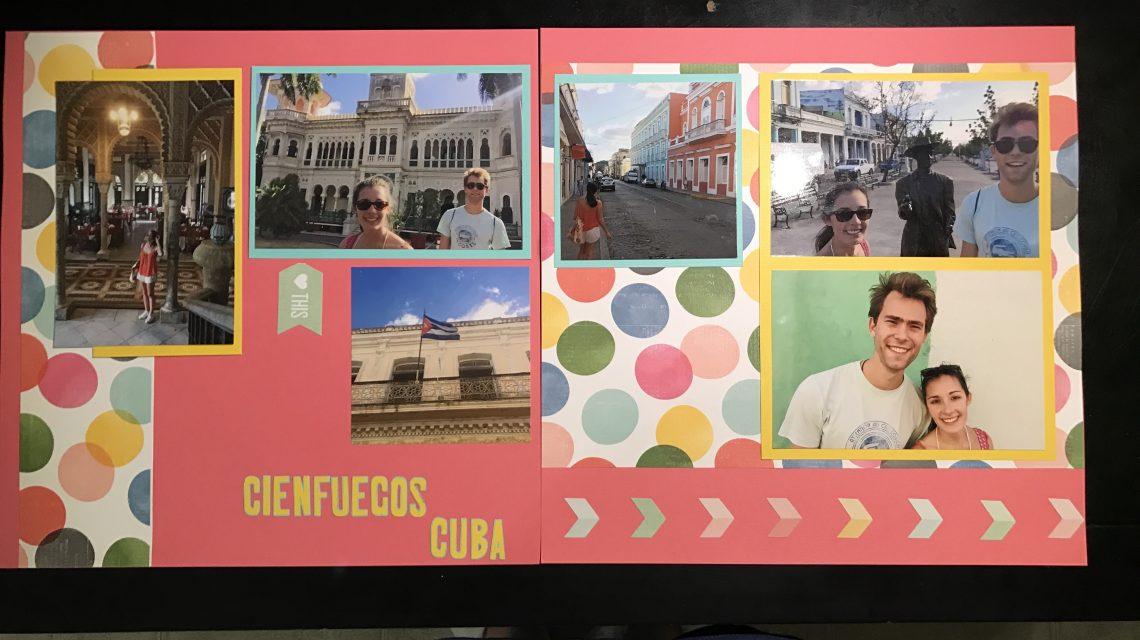 Cienfuegos Scrapbook; Mercedes Santana