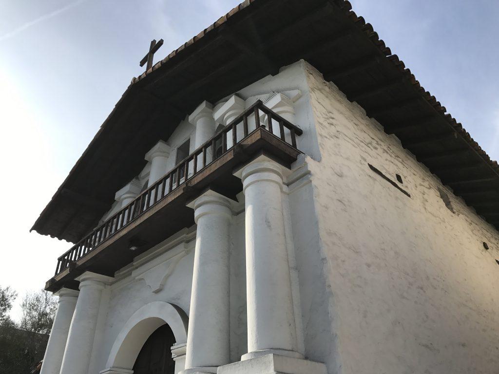 Mission San Francisco de Asis;Mercedes Santana