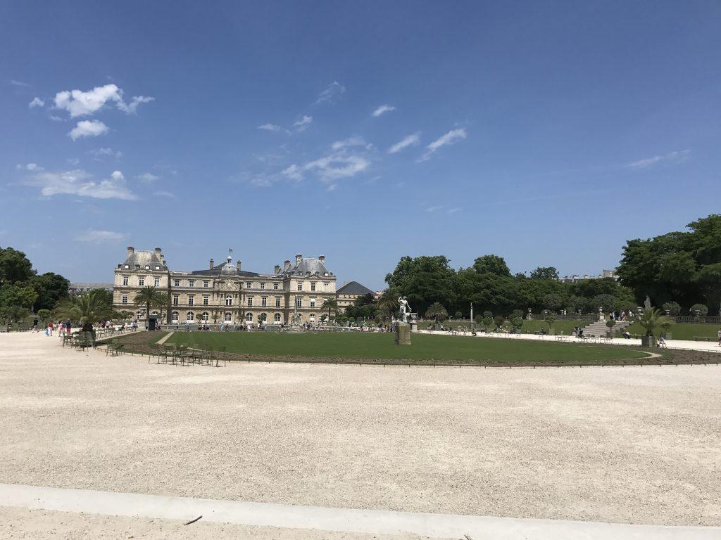 Jardin des Plantes; Mercedes Santana