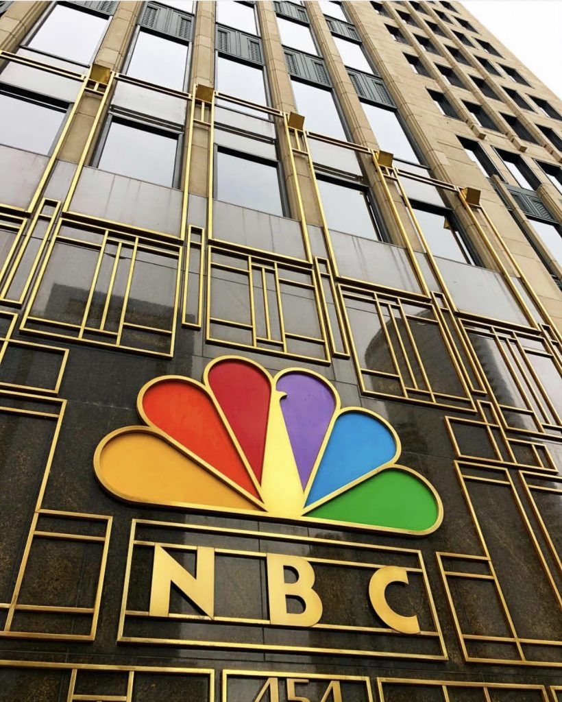 NBC Tower Chicago; Mercedes Santana of Passports and Papers
